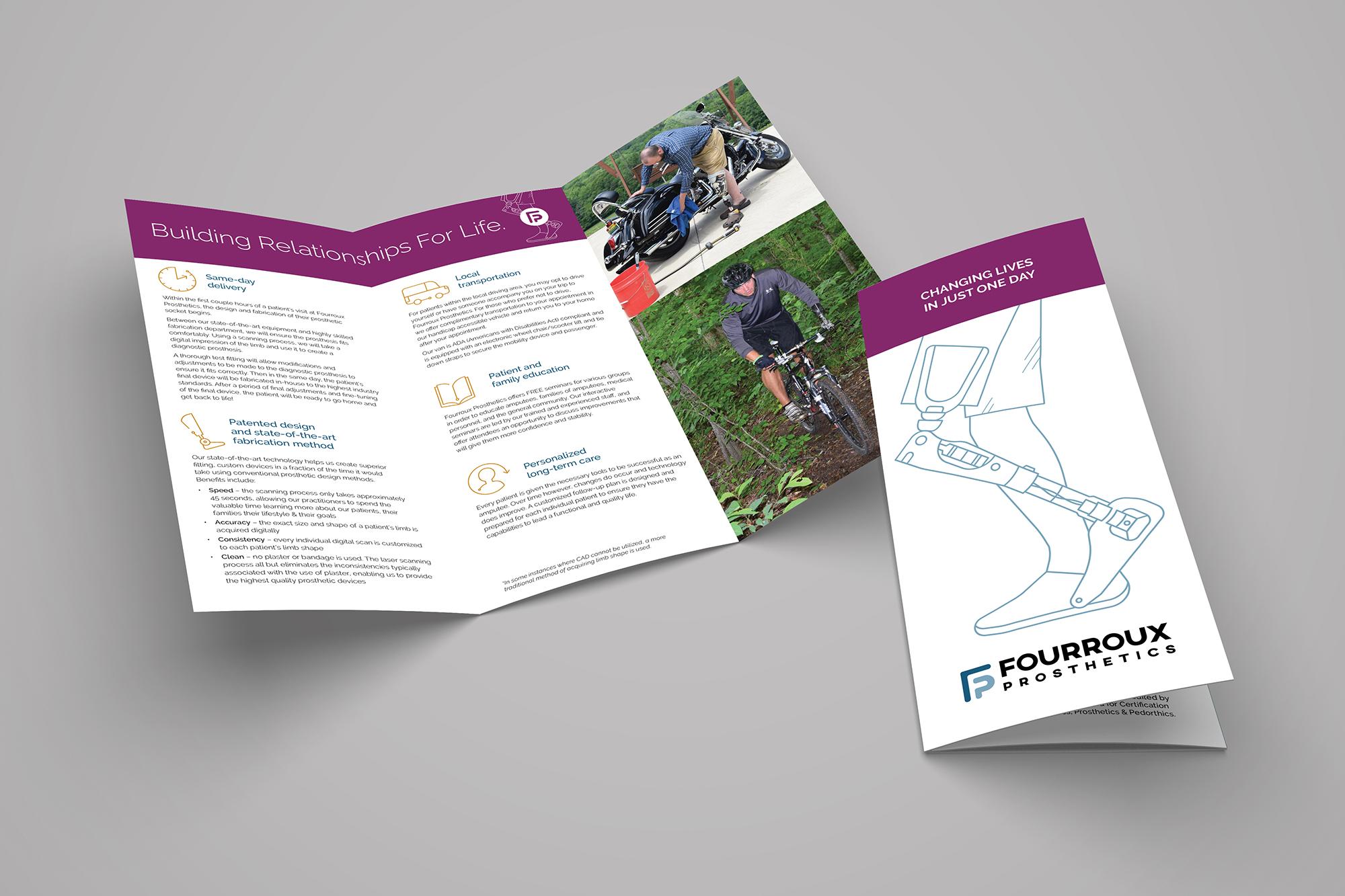 Fourroux Brochure